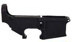 AR-15 FORGED 80% LOWER ANODIZED 1