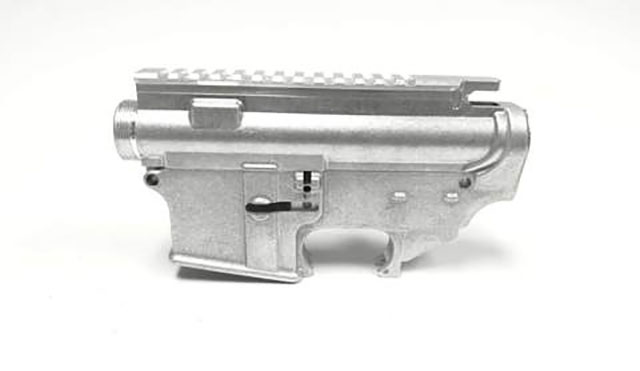 AR-15 FORGING 80% SET 2