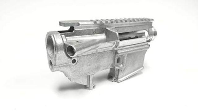 AR-15 FORGING 80% SET 3